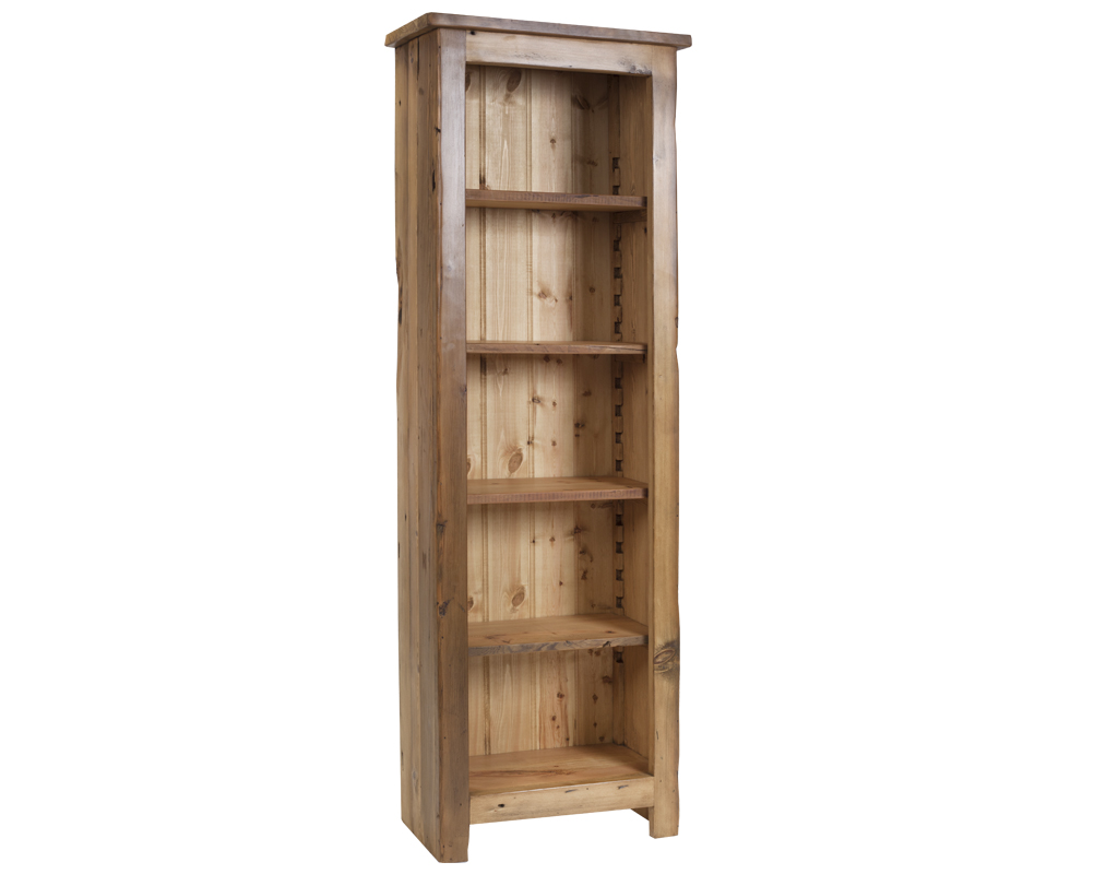 Bespoke-reclaimed-bookcase