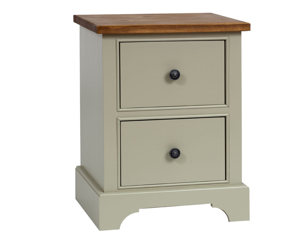 Bespoke-highgrove-2-drawer-bedside-painted-french-gray