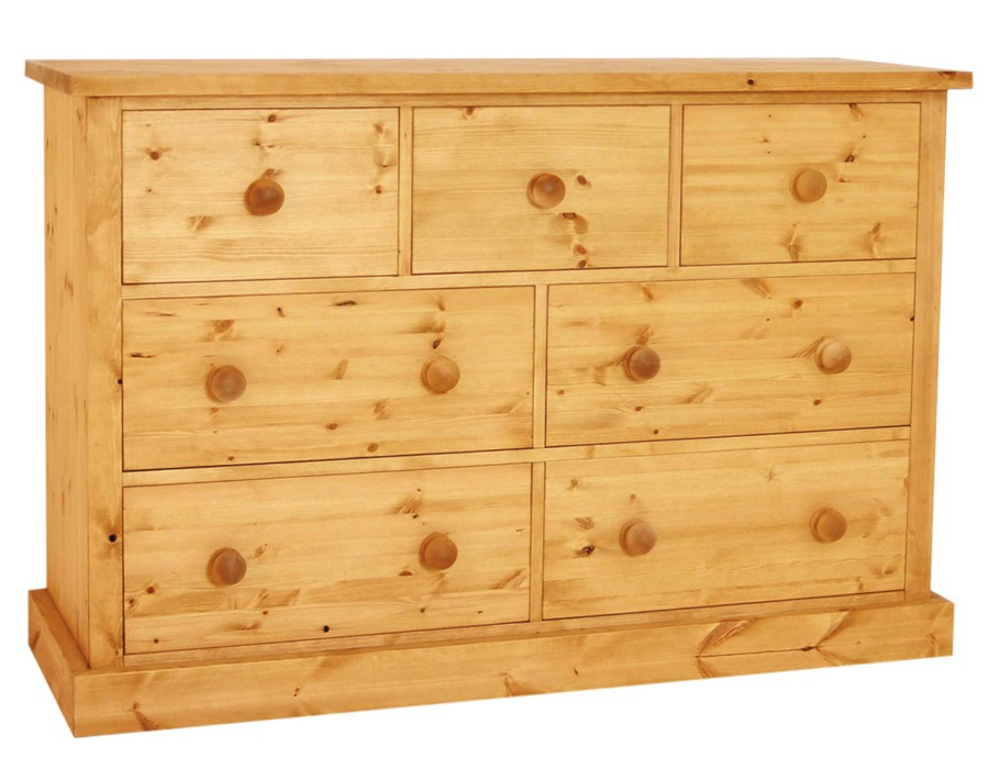 Bespoke Combination 7 Drawer Chest