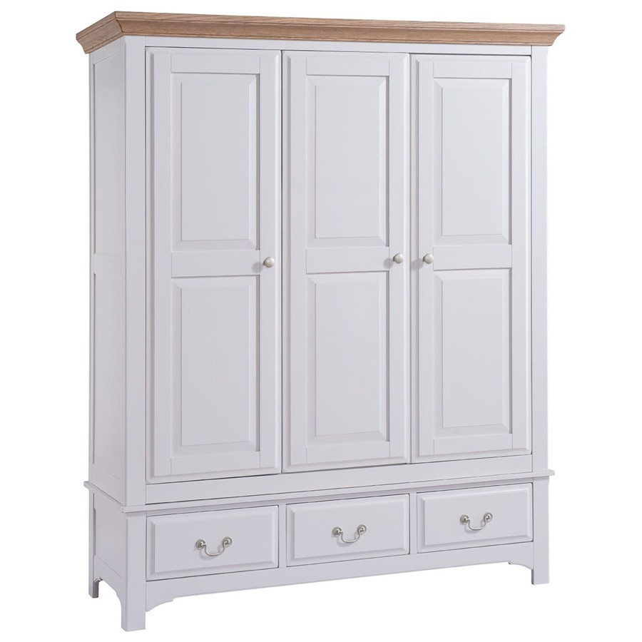 Georgia Triple Wardrobe