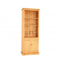 "Bespoke Combination 32"" Tall 2 Door Bookcase"