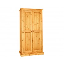 Bespoke Combination 2 Door full hanging single wardrobe